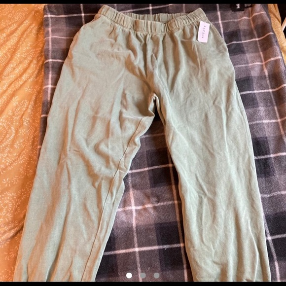 Vintage Tommy Sport Green Sweatpants